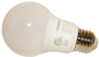 Sylvania 74079 Non-Dimmable Semi-Directional LED Lamp, 6 W, 120 V, A19,