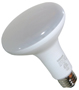 Sylvania 73956 Dimmable LED Lamp, 9 W, 120 V, BR30, Medium, 11000 hr