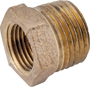 Anderson 738110-0604 Pipe Reducing Hexagonal Bushing, 3/8 x 1/4 in, Male x