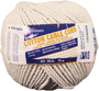 CABLE CORD COTTON NAT NO24X280