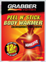 WARMER BODY PEEL N STICK 12HR